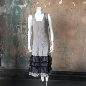 Nataya flapper Edwardian Sundress Dress LARP